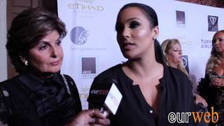 Face Foward  Anti Violence Fundraising Red Capet Coverage (with Shantel Jackson)