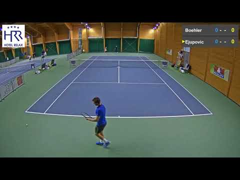 Elmar Ejupovic vs  Dominik Boehler 9 11 2017 ITF Futures Milovice   muži
