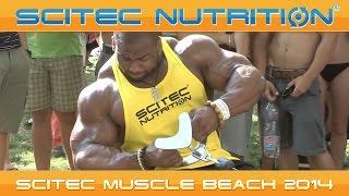 SCITEC MUSCLE BEACH 2014 - A NÉV KÖTELEZ!