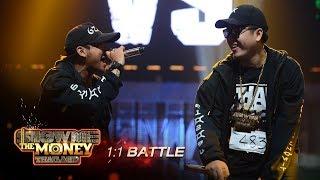 6ZAX vs COBRA K | Show Me The Money Thailand EP.5 - Battle