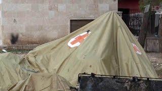 Минобороны России прокомментировало реакцию Красного Креста нагибель российских врачей вАлеппо.