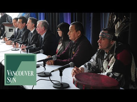 First nations leaders, politicians remain resolute against pipeline | Vancouver Sun
