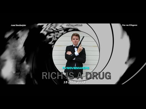 Rich Is A Drug- James Bond 007 Fan Film (Dutch Subs)