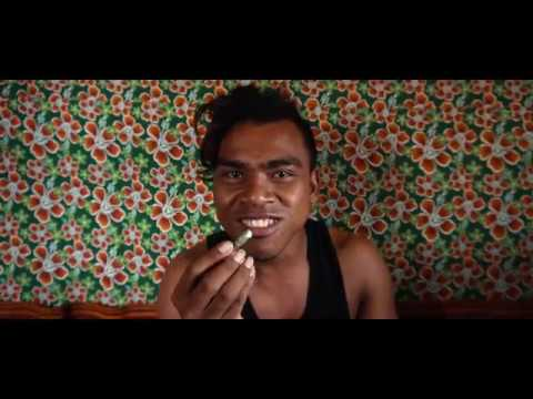 How to eat Betel Nut in the Solomon Island