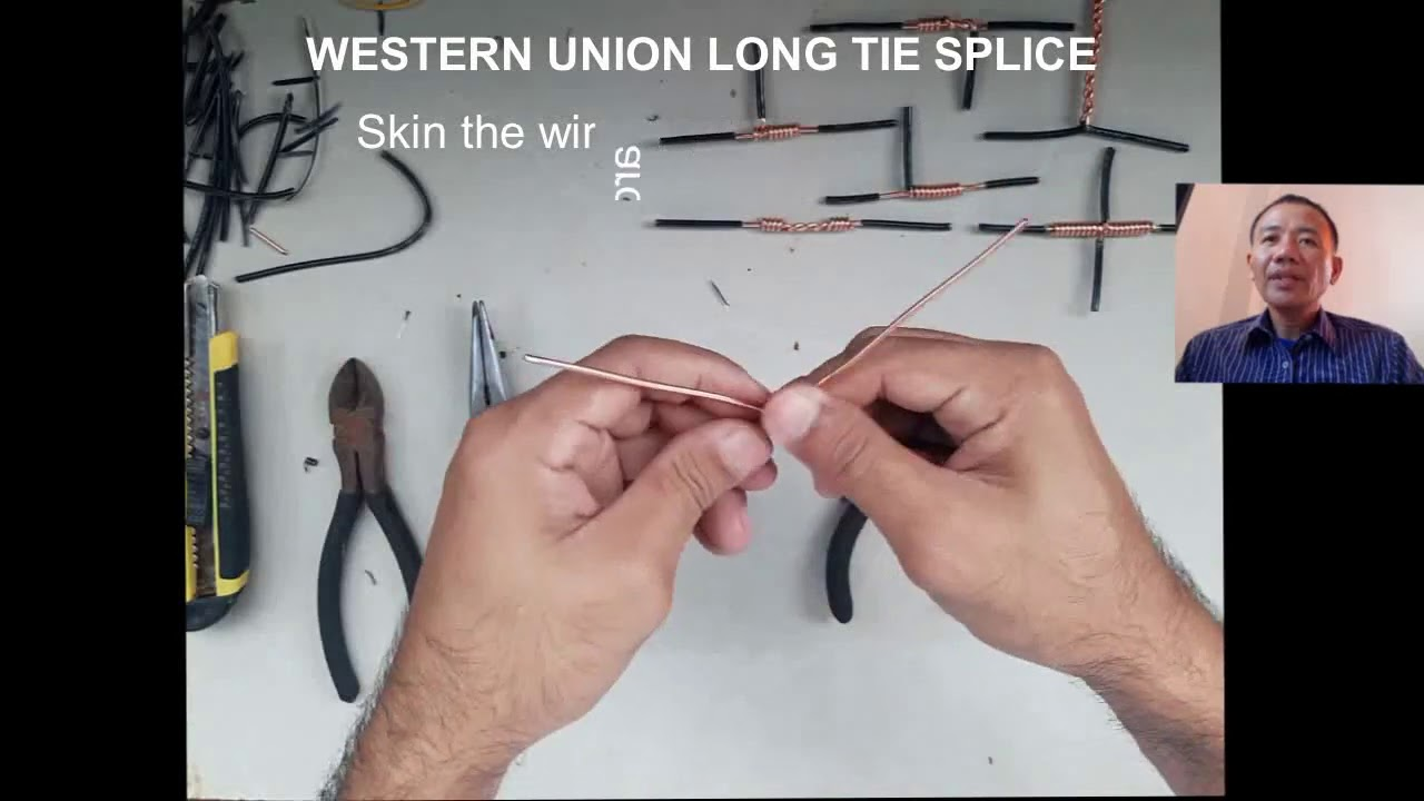 Download How to make a Western Union Long Tie Splice