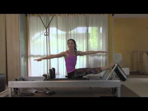 The Value of 10 Fundamental Pilates Reformer Exercises #1