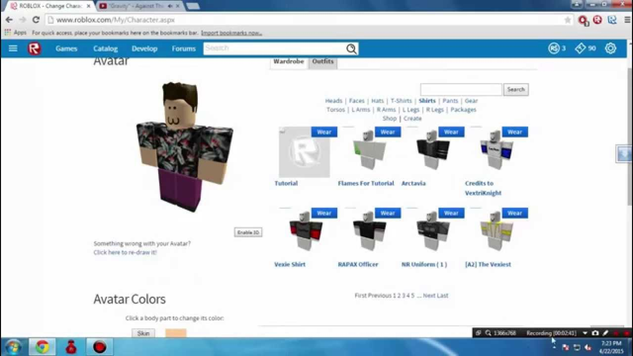 Roblox How To How To Copy Shirts On Roblox 2015