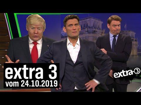 Extra 3 Vom 24.10.2019 Im Ersten | Extra 3 | NDR