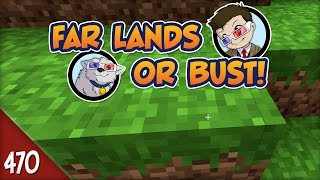 Minecraft Far Lands or Bust - #470 - Two Pixel Offset