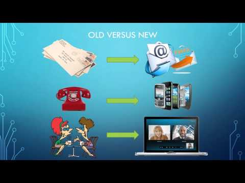 Case Study - The Impact Of Technology On Communication