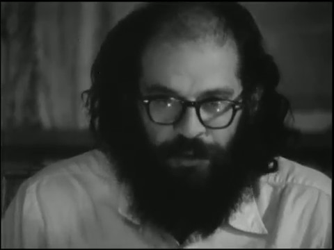 USA: Poetry Episode Allen Ginsberg and Lawrence Ferlinghetti