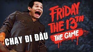 Mixigaming rủ anh em phá đảo game nhập vai kinh dị Thứ 6 Ngày 13 (Friday the 13th)