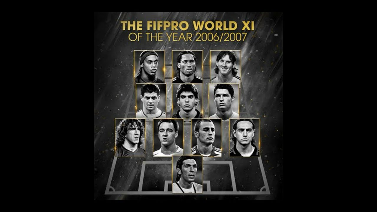 FIFA FIFPRO MEN'S WORLD11 2007