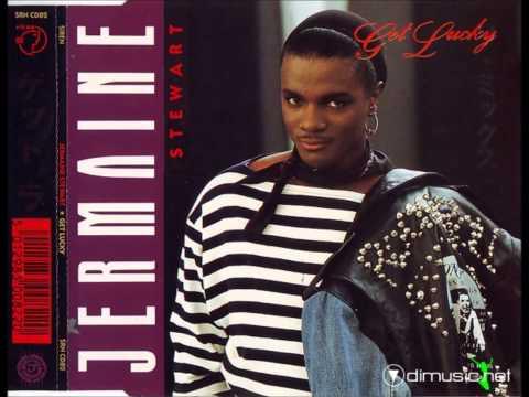 Jermaine Stewart - Get Lucky (Extended Remix)