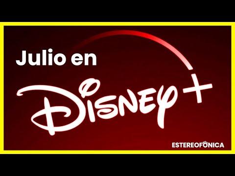 Estrenos en Disney+ Latinoamérica en Julio   Estereofonica