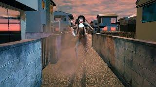 主人公の3倍速い幽霊?日本人が作った住宅地のホラーゲームが怖すぎなのにBGMが…