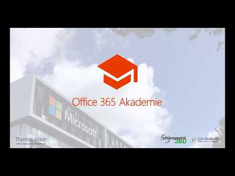18-02 Office 365 Akademie News