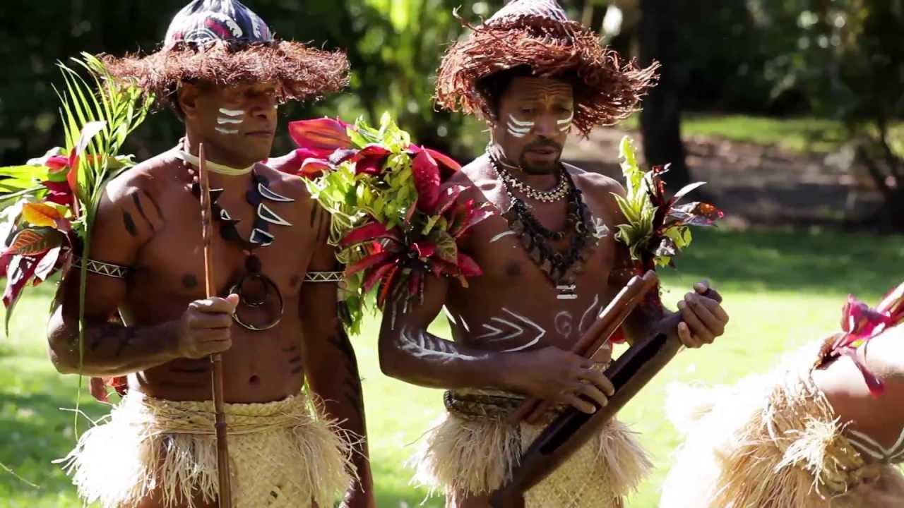 Vanuatu men