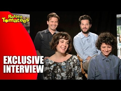 Jason Ritter is the Karaoke King - 'The Intervention' Exclusive Interview (2016)