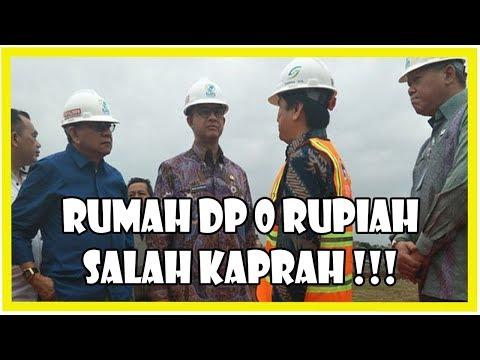 """Dosen Ahli Perumahan ITB Sebut Judul Program """"Rumah DP 0 Rupiah"""" Salah Kaprah"""