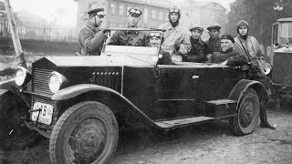 История создания первого в СССР легкового автомобиля НАМИ-1