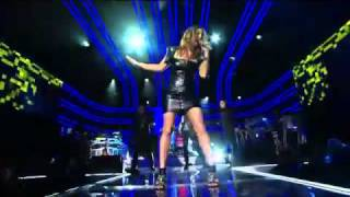 Black Eyed Peas-The Time (Dirty Bit) Live MTV WORLD STAGE (Part. 1)