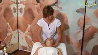 Испанский миоструктурный массаж лица