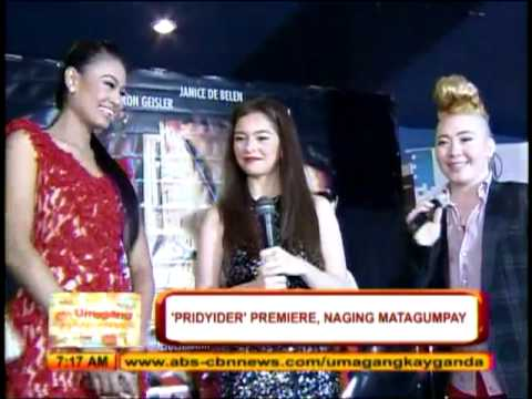 """Pridyeder"" holds successful premiere"