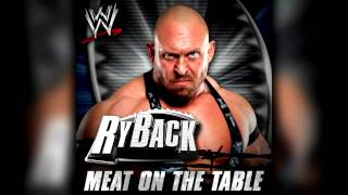WWE- Ryback New Theme Song - Meat On The Table - (iTunes Released) + Download link