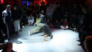 Rocking How10 1/8 finals: Hustlekidz vs Styles Confidential