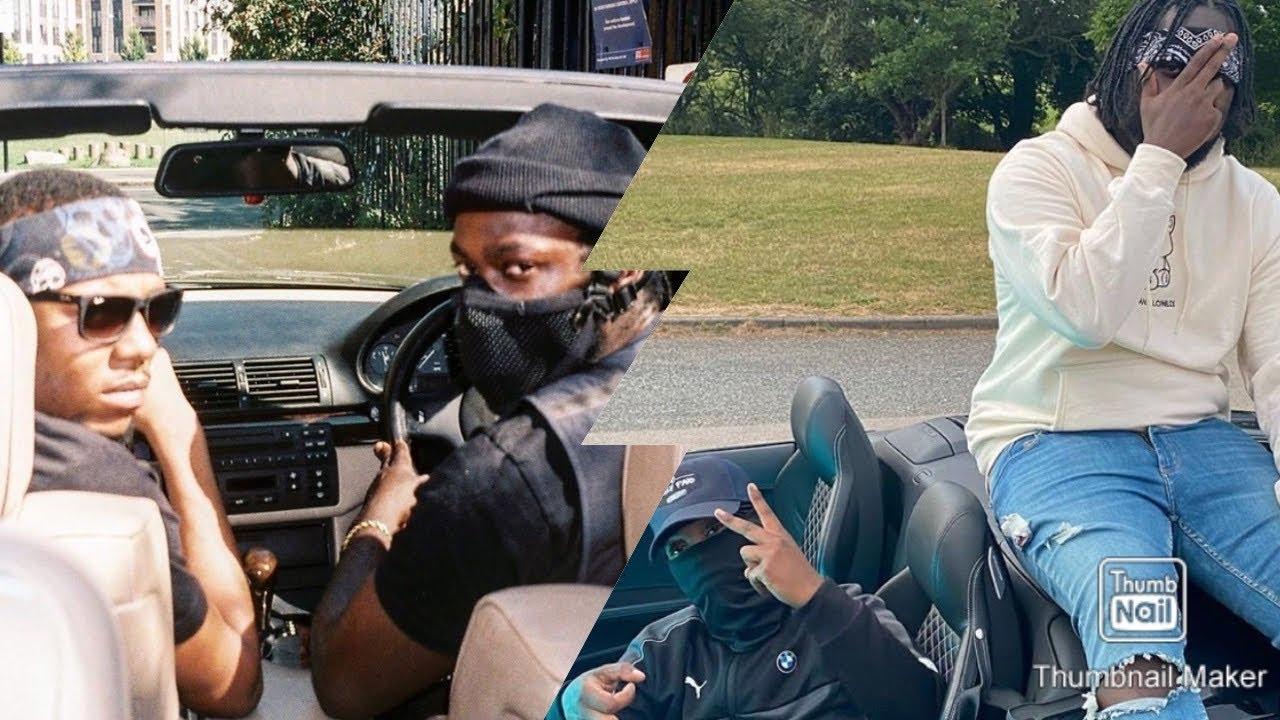 #Zone2 Karma x Trizzac ft #410 Am x Skengdo - No fibs freestyle (preview) (on demented mixtape)