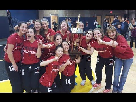 Frisch Girls JV and Varsity Volleyball Cougars vs. Ramaz