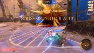 Havadan Gol Rocket League 2