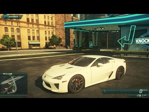 Need For Speed Most Wanted (2012) - All Official & Bonus Cars + Engine Sounds