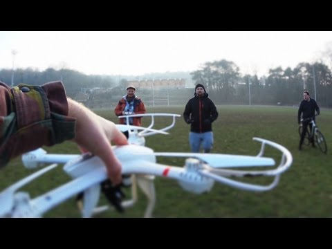 WE CRASHED THE DRONE (VLOG 19)