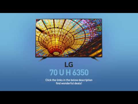 "Repeat LG UHD 70"" TV Unboxing & Wall Mount Set-up 