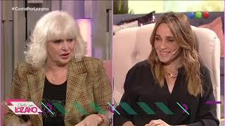 La terapéutica sesión con Luisa Albinoni - Cortá Por Lozano 2019