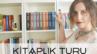 Kitaplık Turu & Kitap Önerileri   Fantastik, Bilim-Kurgu, Klasik, Çağdaş Dünya Edebiyatı