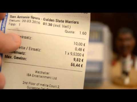 Sportwetten 100% Gewinnchance by Experte Maverick Berlin von YouTube · HD · Dauer:  1 Minuten 55 Sekunden  · 8000+ Aufrufe · hochgeladen am 20/03/2016 · hochgeladen von Maverick82BerlinTV