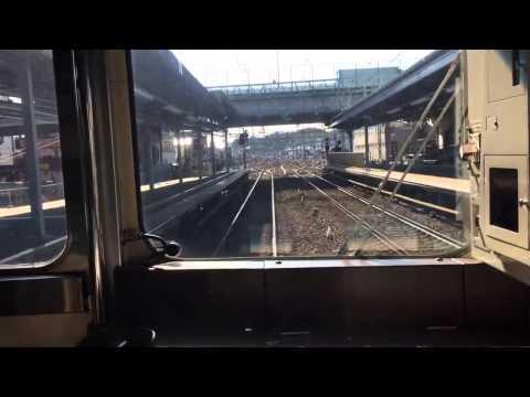 Keikyu-Kawasaki to Yokohama Part1 Keikyu-Line
