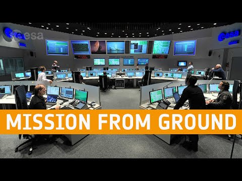 Meet the Experts: Mission from ground