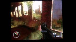 Lets Play Medal of Honor Vanguard: part 13 (3/3) final part