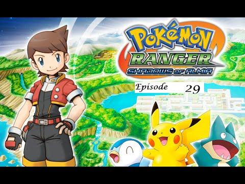 Lets Play Pokemon Ranger Shadows of Almia: Episode 29: The Trio's Last Stand
