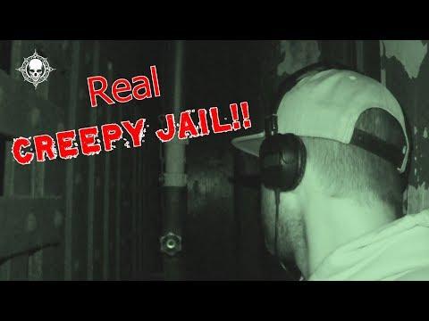 Creepy Paranormal Activity at Haunted Jail? Dead Explorer
