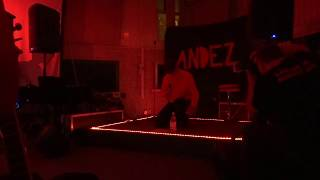 Andez - Curious (Live)