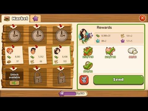 Big Farm Level 24 Update 1 HD 1080p