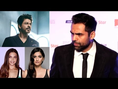 Thumbnail: ATTACK on Shah Rukh, Deepika and Sonam Kapoor by Abhay Deol | Racism by Bollywood | BIG DEBATE