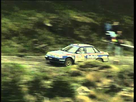 Don Miller Subaru >> Colin McRae Subaru Legacy - YouTube