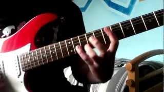 Mario Kart Wii Guitar Medley