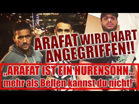 """""""HURENSOHN!"""": ARAFAT WIRD HART ANGEGRIFFEN!! Purer Ernst!! Hamad45 rastet völlig aus!"""